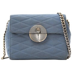 Lebeau-Courally Blue Mini Schoulderbag