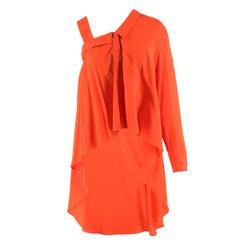 Viktor & Rolf Neon Orange Top US 6