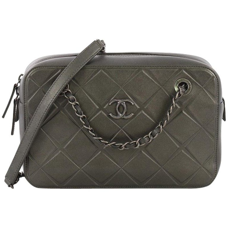c8c4c7582a0c Chanel Propeller Camera Bag Quilted Calfskin Medium For Sale at 1stdibs