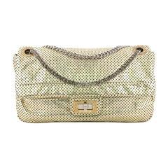 0361e2a3fa9d Chanel Drill Flap Bag Perforated Leather Medium