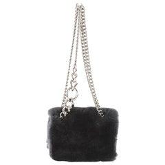 Miu Miu Club Shoulder Bag Fur Small