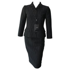 Dolce & Gabbana Skirt Suit