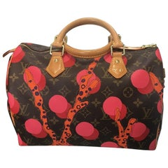 Louis Vuitton Speedy 30 Mon.Ramage Limited edition