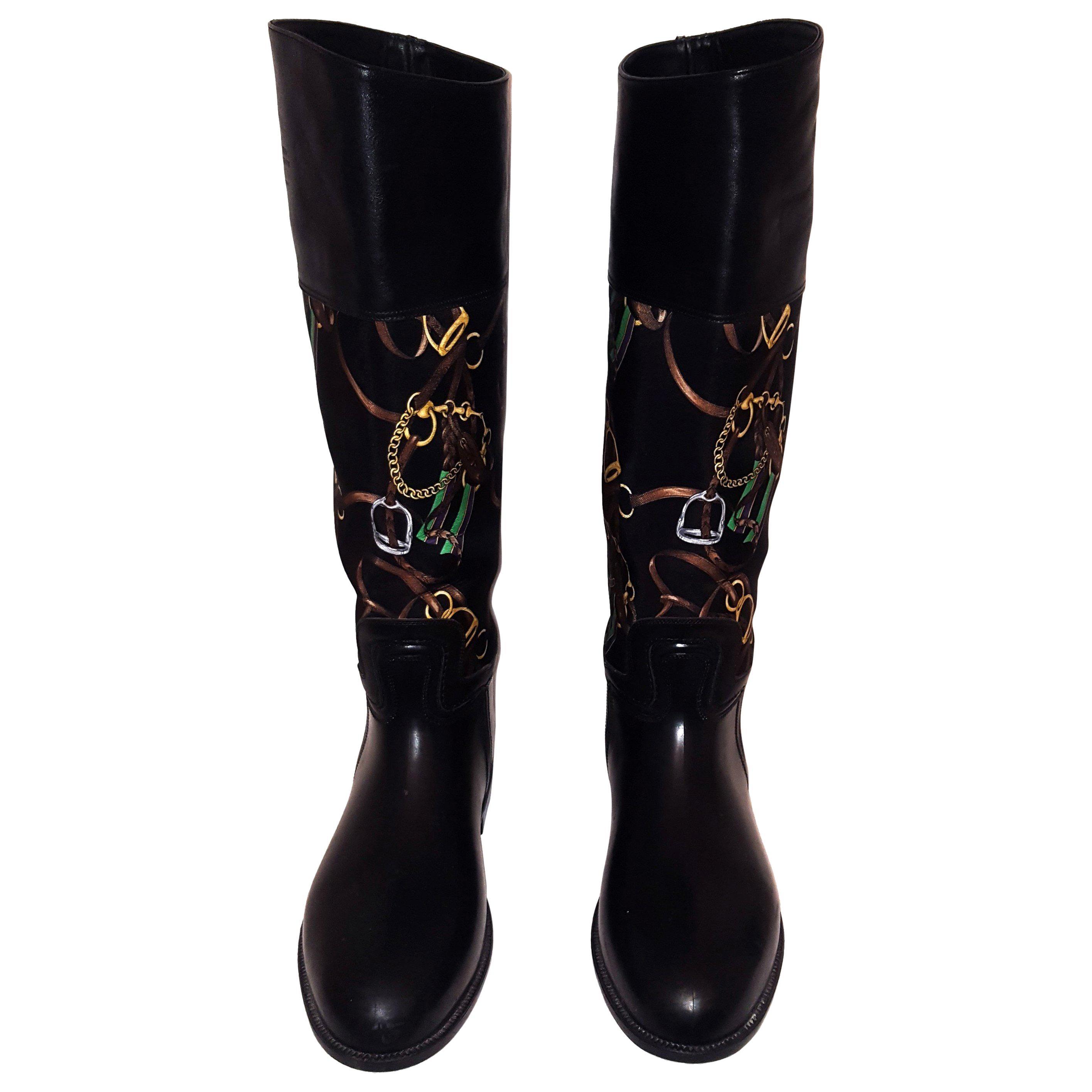 b47b29fbc719 Vintage Boots - 283 For Sale on 1stdibs