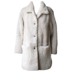 A.L.C. Henson Teddy Shearling Coat