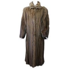 Full Length Fisher Coat