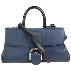 Delvaux Brillant East West Sellier Bicolor Bag