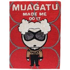 MuaMua Muagatu Book Pochette / Shoulder Bag