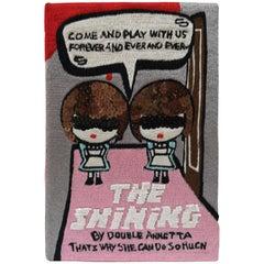 MuaMua The Shining Book Pochette / Shoulder Bag