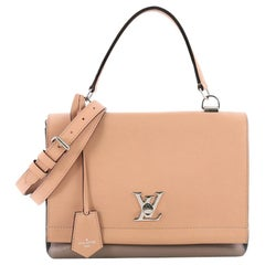 Louis Vuitton Lockme II Handbag Leather