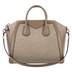 Givenchy Antigona Bag Wool and Leather Medium