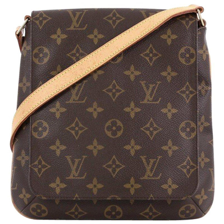 72a71100b9f7 Louis Vuitton Musette Salsa Handbag Monogram Canvas PM at 1stdibs