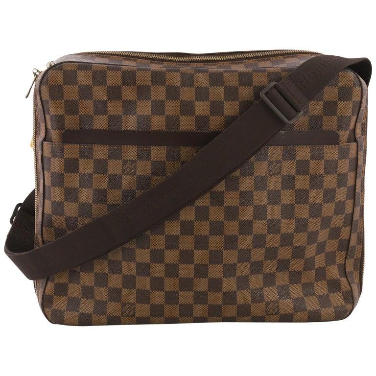 fc94fef6b6f4 Louis Vuitton Dorsoduro Messenger Bag Damier at 1stdibs
