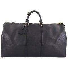 Louis Vuitton Keepall Bag Epi Leather 55
