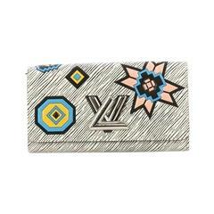 Louis Vuitton Twist Wallet Limited Edition Azteque Epi Leather