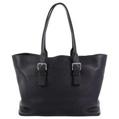 Louis Vuitton Cabas Voyage Taurillon Leather