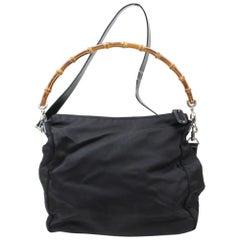 3d2c31b68b1 Gucci Vintage Black Alligator Handbag For Sale at 1stdibs
