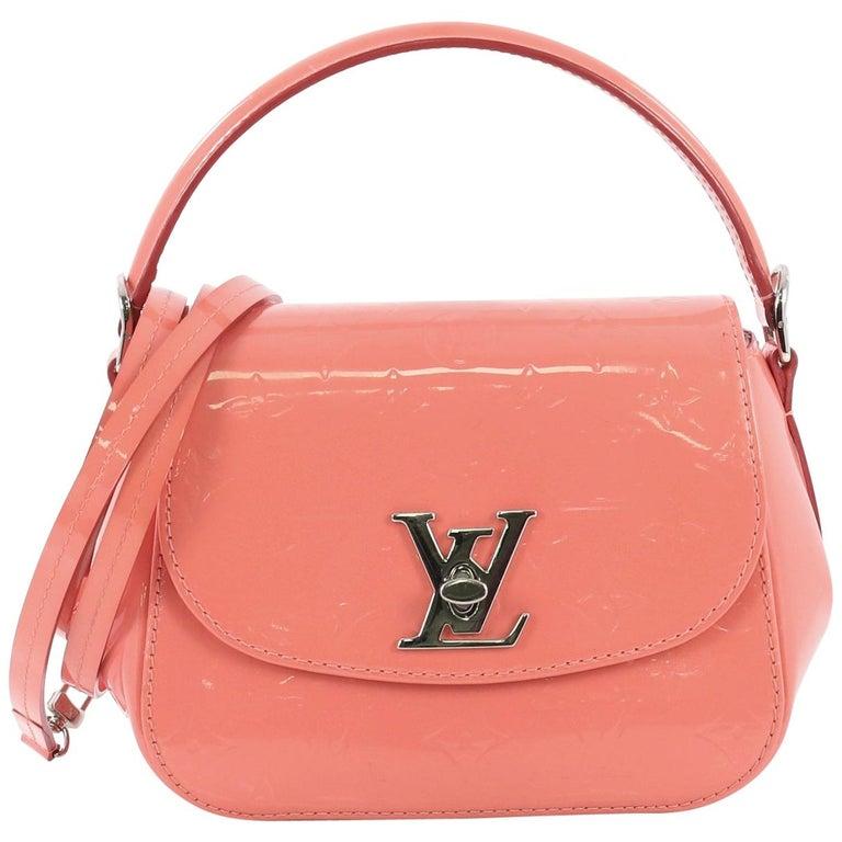 dcdbd2eff3eb Louis Vuitton Pasadena Handbag Monogram Vernis For Sale at 1stdibs