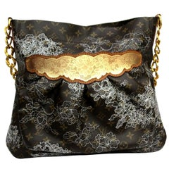Louis Vuitton Limited Edition Dentelle Fersen