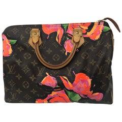 Louis Vuitton Stephen Sprouse Roses Speedy