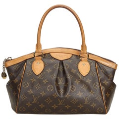 Louis Vuitton Brown Monogram Canvas Canvas Monogram Tivoli PM France