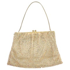 Gold Evening Bags and Minaudières