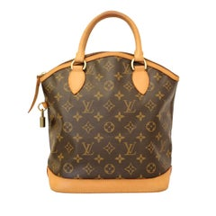 Louis Vuitton Monogram Lockit PM