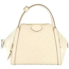 Louis Vuitton Marais Handbag Monogram Empreinte Leather MM