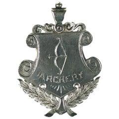 Victorian Archery Pendant