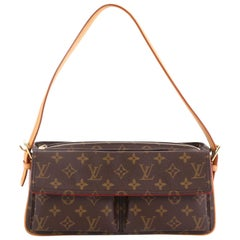 248214cfbe97 Louis Vuitton Viva Cite Handbag Monogram Canvas MM