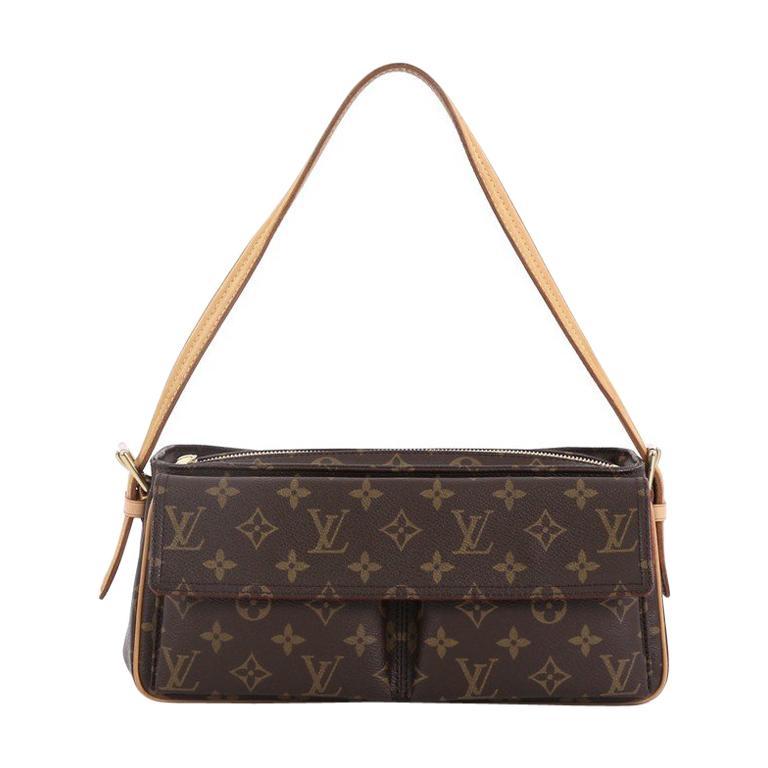 2cbfa9ea Louis Vuitton Viva Cite Handbag Monogram Canvas MM