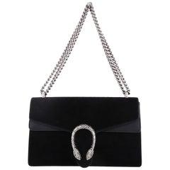 Gucci Dionysus Handbag Suede Small