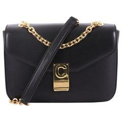 Celine C Bag Leather Medium