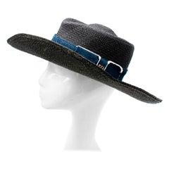 Memoria Hats Handmade Panama Straw Hat M