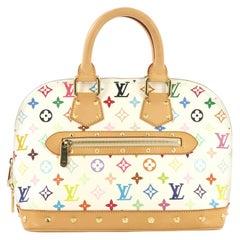 Louis Vuitton Alma Handbag Monogram Multicolor PM