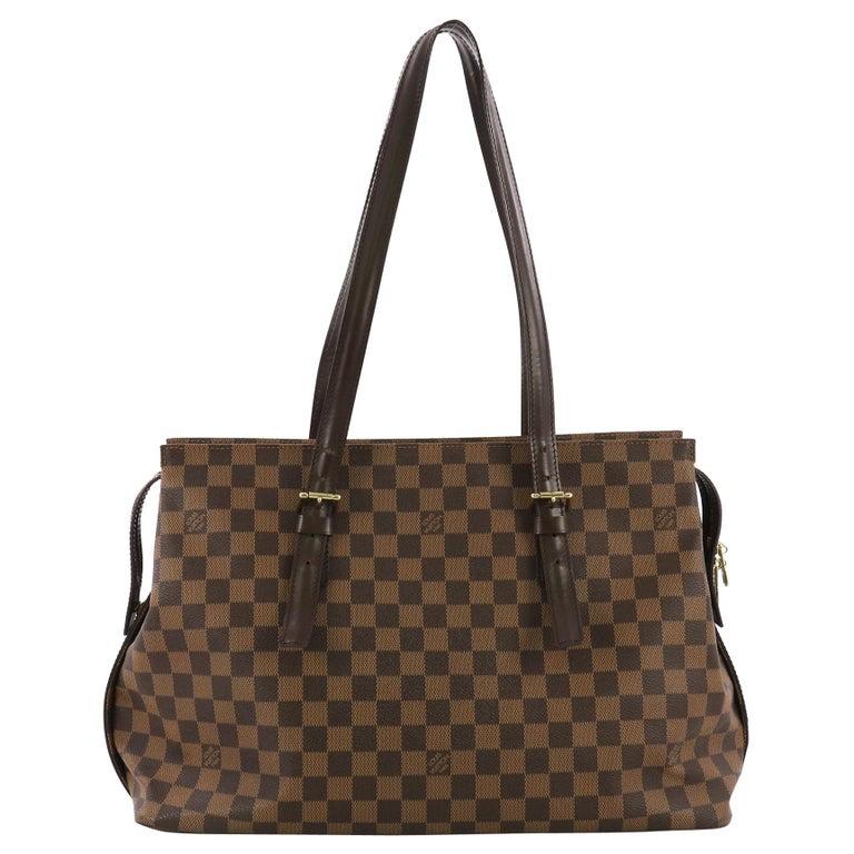 a10c49aa452c1 Louis Vuitton Chelsea Handbag Damier For Sale at 1stdibs