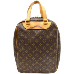 Louis Vuitton Excursion Monogram Sac 867035 Brown Coated Canvas Shoulder Bag