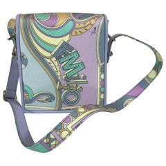 Emilio Pucci Pastel Shoulder Bag