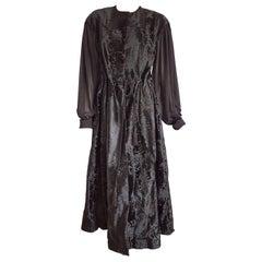 "Haute Couture Giuliana TESO ""New"" Fur Dress Wild Russian Breshvans - Unworn"