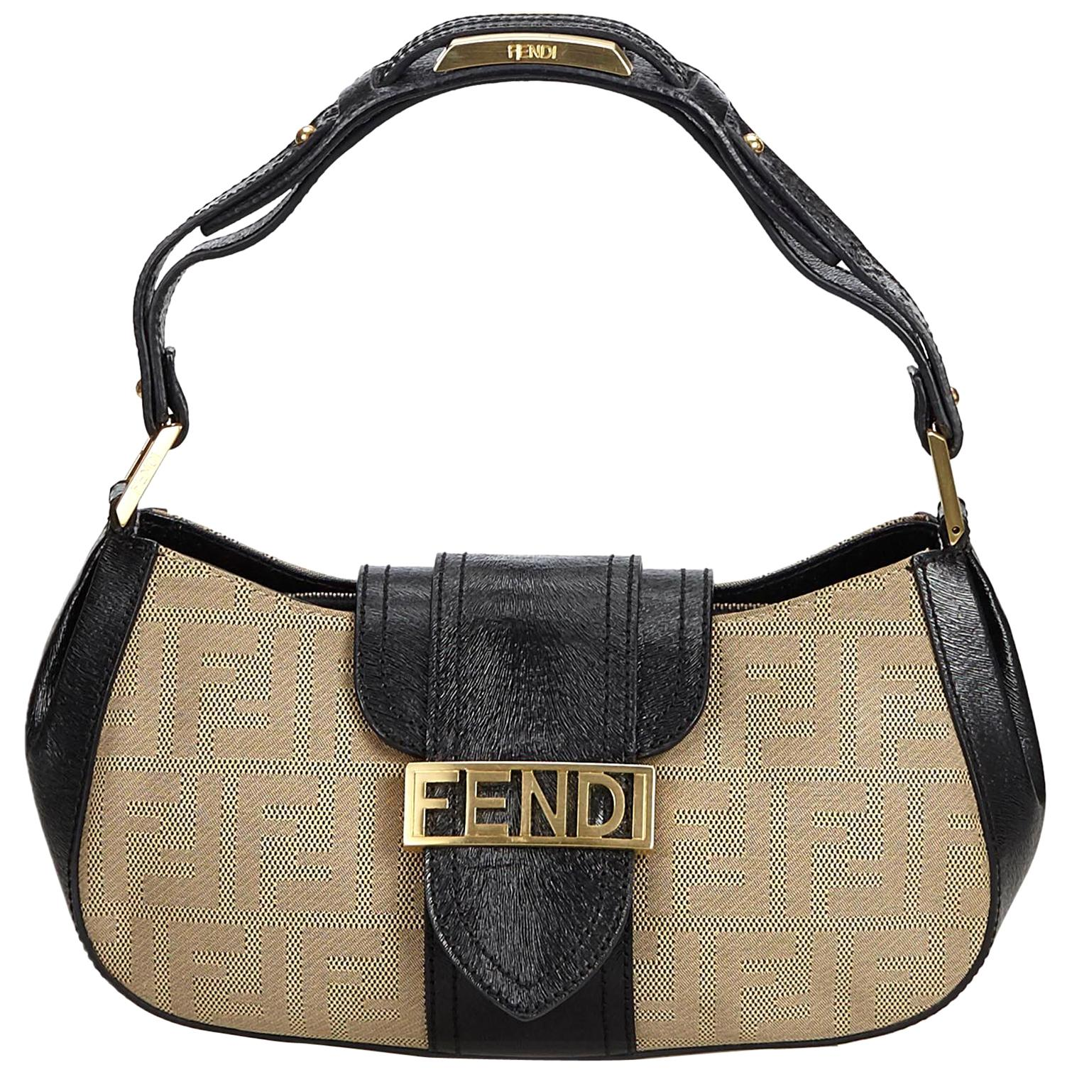 7be98ed0a17c Vintage Fendi Top Handle Bags - 235 For Sale at 1stdibs