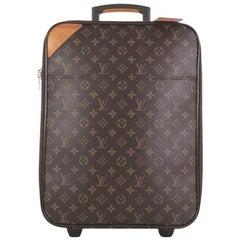 Louis Vuitton Pegase Luggage Monogram Canvas 45