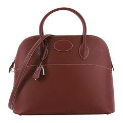 Hermes Bolide Handbag Chamonix 35