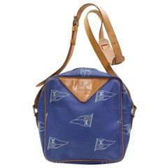Louis Vuitton Lv Cup Sac San Diego 867246 Blue Coated Canvas Shoulder Bag