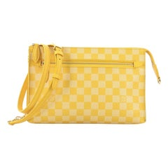 Louis Vuitton Modul Handbag Damier Couleurs