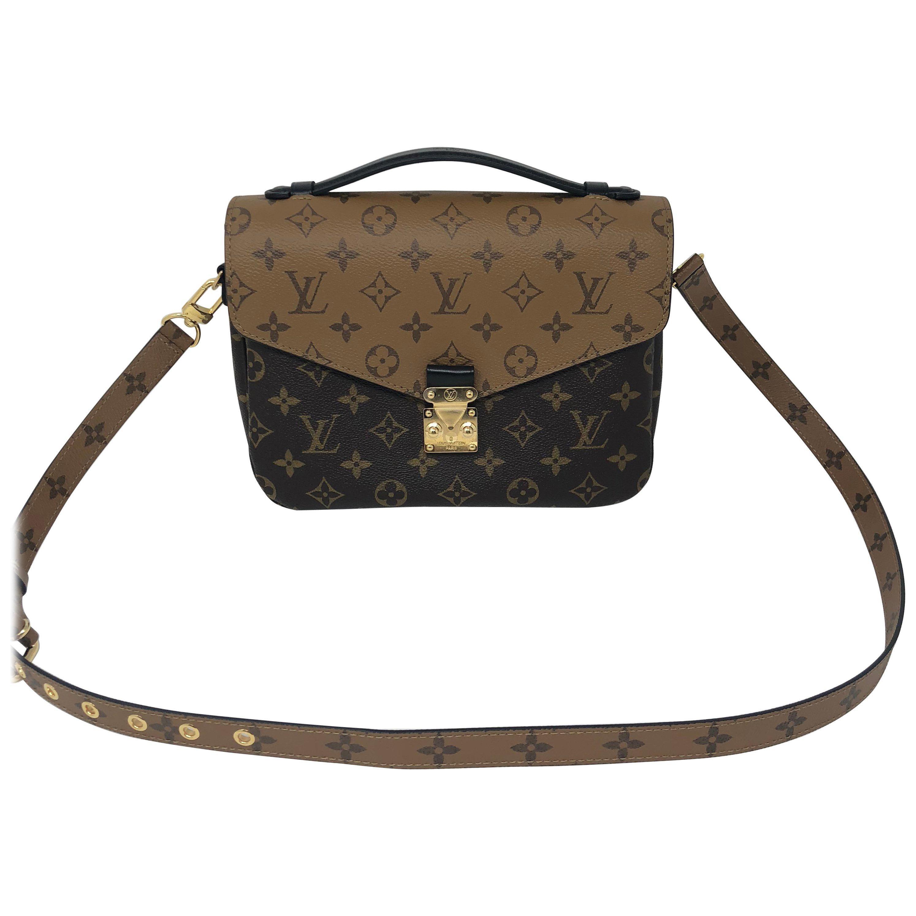 Louis Vuitton Metis Reverse Crossbody