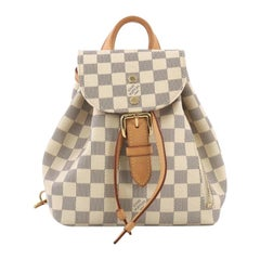 Louis Vuitton Sperone Backpack Damier BB