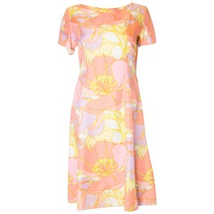 Vintage Liberty Floral Day Dress