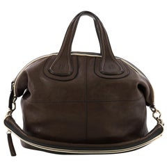 Givenchy Nightingale Satchel Leather Medium