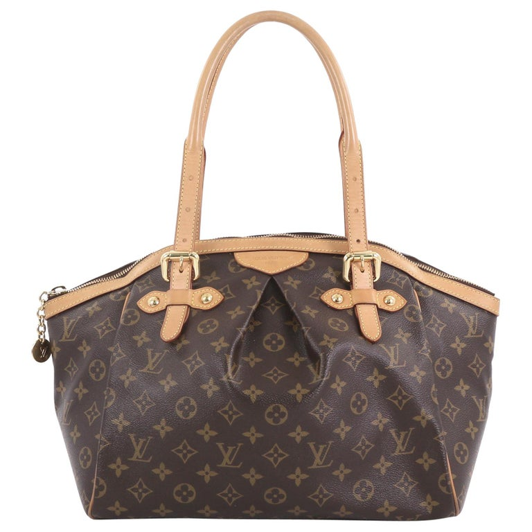 c63392f906b5 Louis Vuitton Tivoli Handbag Monogram Canvas GM For Sale at 1stdibs