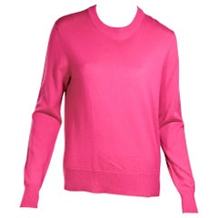 Hot Pink Gucci Wool Sweater